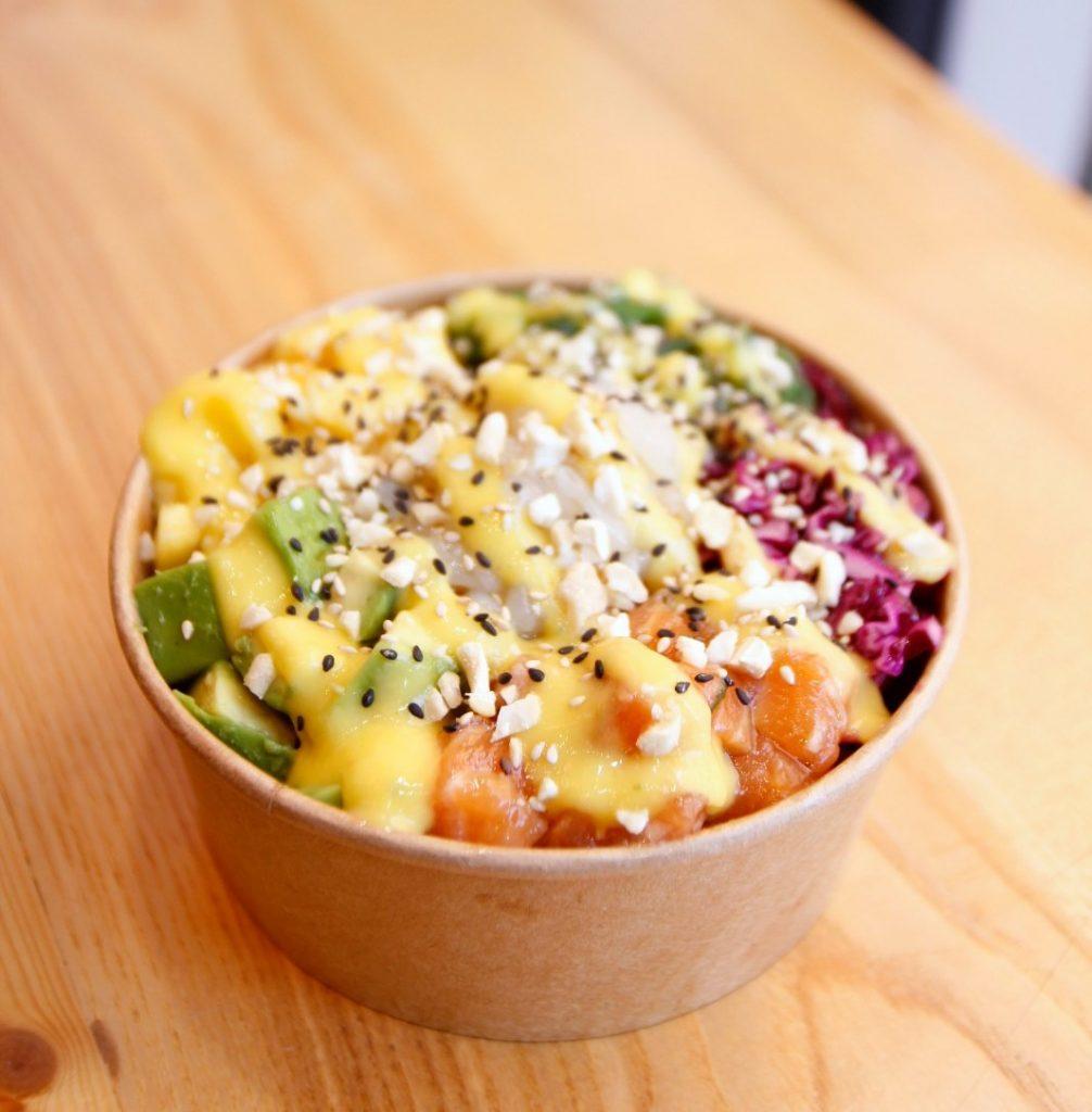 polpa di granchio blu - poke hawaiian taste